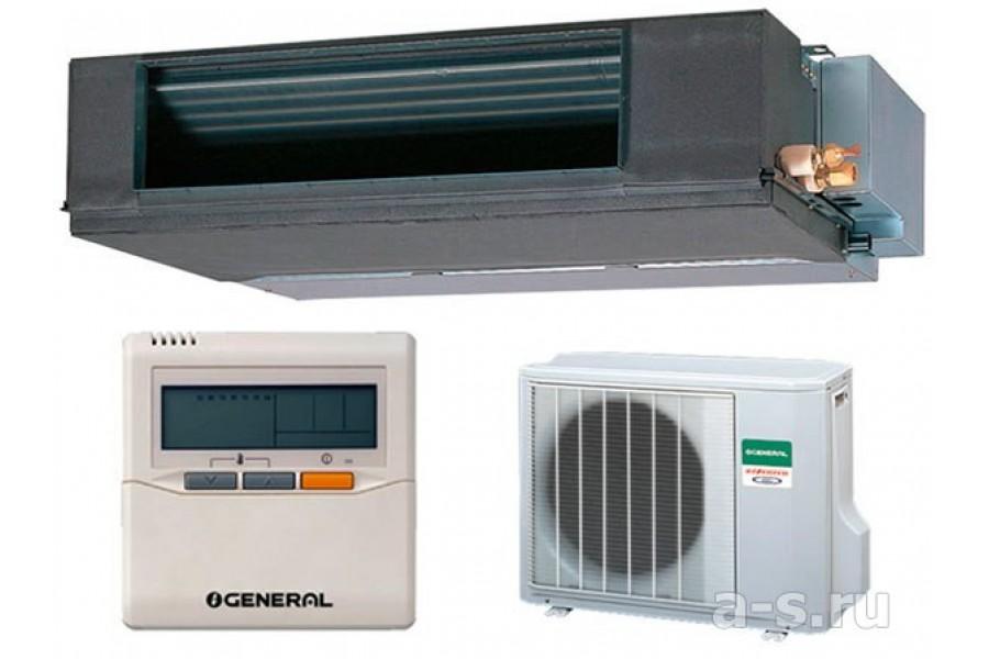 Инверторная сплит-система Timberk AC TIM 18HDN S8ML